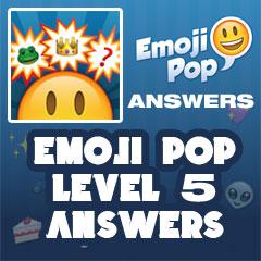 Emoji Pop Answers | Emoji Pop Cheats