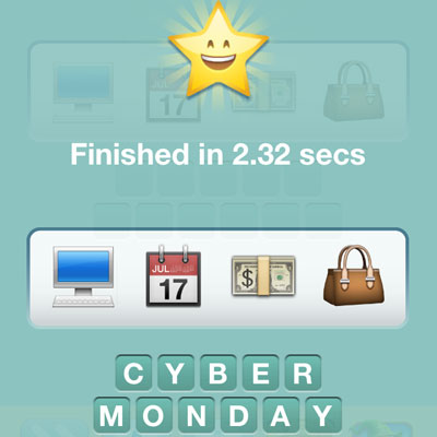 Cyber Monday Emoji Pop Answers Emoji Pop Cheats