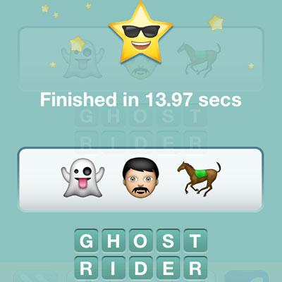 Ghost Rider Emoji Pop Answers Emoji Pop Cheats