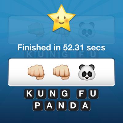 kung fu panda Hand Pop Panda Emoji