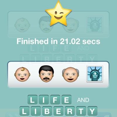 Life Liberty | Emoji Pop Answers | Emoji Pop Cheats