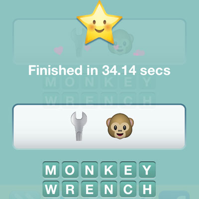 Monkey Wrench (Level 21)