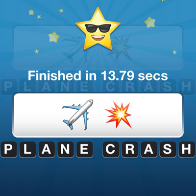 Plane Crash | Emoji Pop Answers | Emoji Pop Cheats
