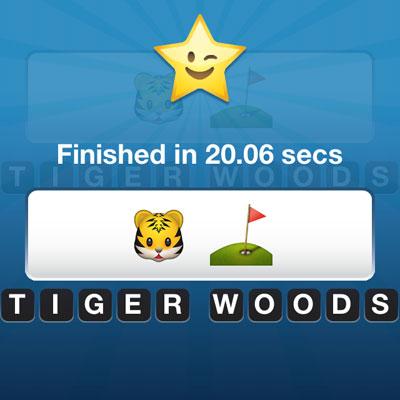 Tiger Woods Emoji Pop Answers Emoji Pop Cheats