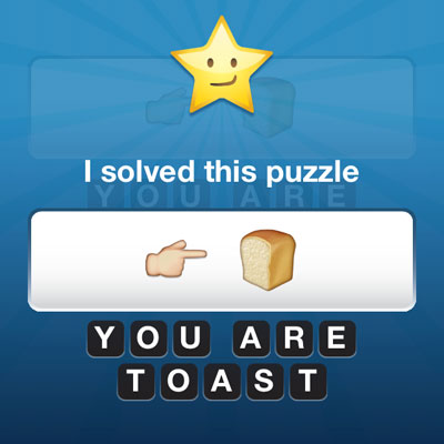 You Are Toast